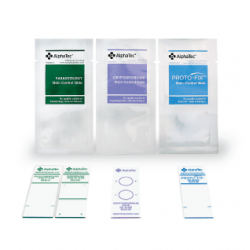 Cryptosporidium QC Slides